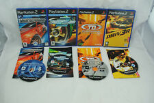 x4 jeux NEED FOR SPEED DRIV3R TD OVERDRIVE... sur PS2 Playstation 2 PAL