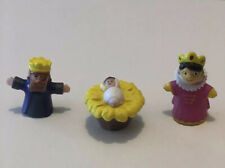 Nativity Finger Puppets Christmas CHURCH RELIGIOUS GIFT stocking stuffers