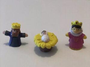 Nativity Finger Puppets Christmas CHURCH RELIGIOUS GIFT stocking stuffers