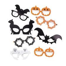 """8 tlg. Photo Booth """"Pumpkin Party"""" Halloween Foto Verkleidung Brillen Party"""