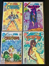 Tales Of The New Teen Titans DC Comic Book Lot