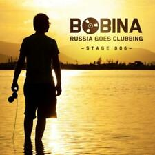 Bobina - Russia Goes Clubbing (stage NEW CD
