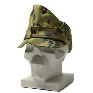 Genuine Romanian army field cap m93 combat BDU hat camo leaf military NEW