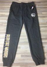 $65 Golden State Warriors UNK Grey Logo Size MEDIUM Tapered Sweatpants NWT
