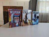 Wolverine Omnibus Vol 1 (NEW & SEALED) + Origins HC + Prehistory TPB