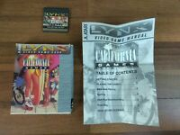 California Games / Boxed With Instructions Atari Lynx Game / #1