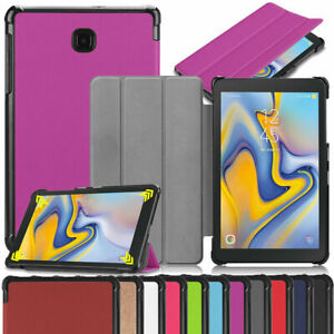 "Samsung Galaxy Tab A 8.0 inch Case Leather Flip Cover for Galaxy Tab A 8"" Tablet"