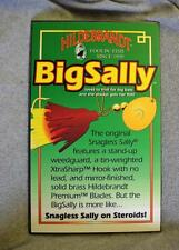 Vintage Old Stock Hildebrandt Big Sally Snagless Table Top Stand-up Poster MINT