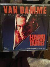 Hard Target Movie Film Soundtrack Cd Jean Claude Van Damme Graeme Revell Good