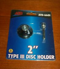 """NEW ATD Tools 6601 2"""" Type III Disc Holder Free Shipping LQQK"""