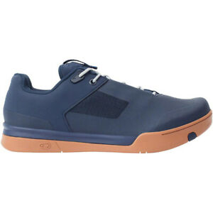 Crank Brothers Mallet Lace MTB Shoes Navy/Silver/Gum 12.0