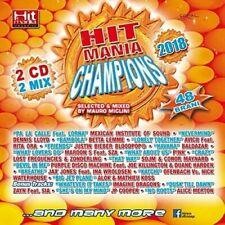 CD musicali mana compilation