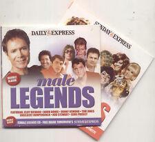 MALE & FEMALE LEGENDS - PROMO 2 CD SET: DAVID BOWIE, TINA TURNER, ROD STEWART ++