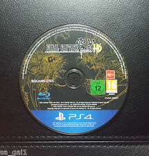 Final Fantasy TYPE-0 HD *DISC ONLY (Sony PlayStation 4, 2015) PS4 Game