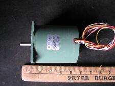 """SIGMA STEPPER MOTOR 21-3437D-28547 1.8 step 3/8"""" shaft NEMA 34"""