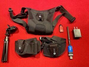 K Vest K Coach (KMOTION K-VEST K-COACH) MINT Condition - GOLF