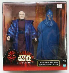 Star Wars Episode I - Action Collection: CHANCELLOR VALORUM & CORUSCANT GUARD