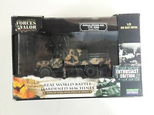 Forces of Valor German Bussing-NAG Type 4500A Eastern Front 1:72 Die cast Truck