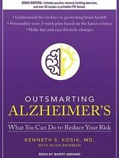 Outsmarting Alzheimer's: What You Can Do to Reduce Your Risk by K 97815 CD-AUDIO