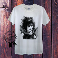 Siouxsie Sioux Banshees T-Shirt Men Women or Unisex |Creatures Rock Band British