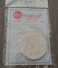 FPC Sugarcraft Christmas Tree Silicone Mould BNIP