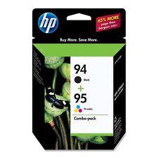 HP Genuine 94/95 B/C Cartridges In Original Foil Bags HP Deskjet 460,6840,9800