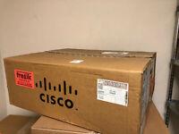 NEW CISCO WS-C4900M Catalyst 8 Port 10 GbE Ethernet Switch Dual AC PWR 4900M NOB