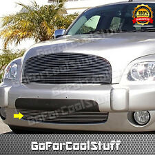 For Chevy HHR 2006 2007 2008 2009 2010 2011 Bumper Billet Grille Insert Bolton