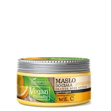 Bielenda Vegan Friendly Firming Body Butter With Orange 250ml