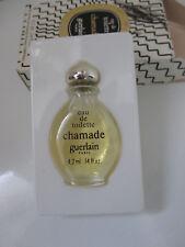 (€476,19/100ml) Guerlain chamade eau de toilette 4,2 ml Miniatur