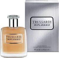 TRUSSARDI RIFLESSO men Eau de Toilette EDT 50 ml 1.7 oz NIB sealed new