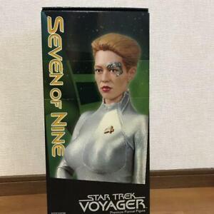 Sideshow Star Trek Premium Format 1/4 Scale Seven Of Nine Figure Only 400 New