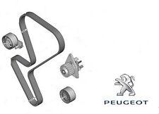 Kit de bomba de agua Peugeot Genuino - 1609121180
