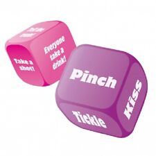 Hen Party Dare Dice Party Game- new item- 2 dice in each pack
