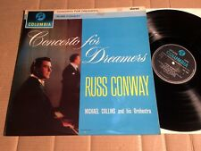 Russ Conway/Michael Collins AND HIS ORCHESTRA-CONCERTO FOR Dreamers-LP
