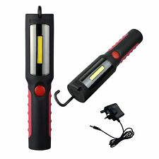 Gerlux COB LED Strip Cordless Rechargeable Inspection Hand Lamp TLFLEDB