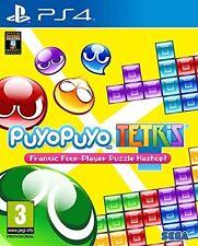 Puyo Puyo Tetris PlayStation 4 (PS4)