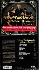 """NINO BALIARDO & GIPSY DYNASTY """"Picasso"""" (CD Digipack) 2012 NEUF"""