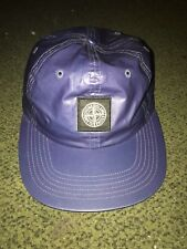 SUPREME x STONE ISLAND Hat FW17 - Heat Sensitive Blue/Pink 100% Authentic