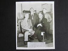 1949 Hackenschmidt ARCO Bothner WILEY Wrestler Champions Original Real Photo
