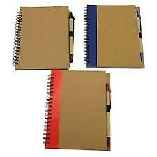 A901 RECYCLED NOTEBOOK SMALL