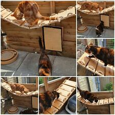 Cat rope bridge made to any size
