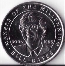BILL GATES Maker di MILLENNIUM Coin