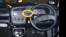 VW GOLF VENTO MK3 MK3.5 Dash Board Switch Blank Paire GTI 16 V VR6 2.0 8 V TDI CAB