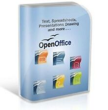 Open Office 2010 Pro Edition para Microsoft Windows. Ideal para el hogar o estudiante