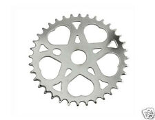 Lowrider Bicycle Sweet Heart Sprocket 36t 1/2X1/8 Chrome Cruiser Chopper 137202
