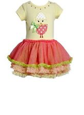 NEW Bonnie Jean dress Easter soft tulle Girls size 7 50.00