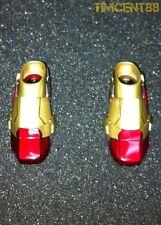 Hot Toys Iron Man 3 Tony Stark Workshop Armor Test Ver 1/6 Feet Foot