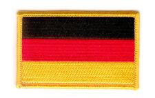 AUFNÄHER Patch FLAGGEN flagge Deutsche Deutschland germany flag Fahne 7x4.5cm
