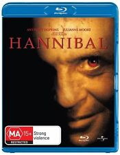 Hannibal (Blu-ray, 2009) - Brand New in Cellophane wrap